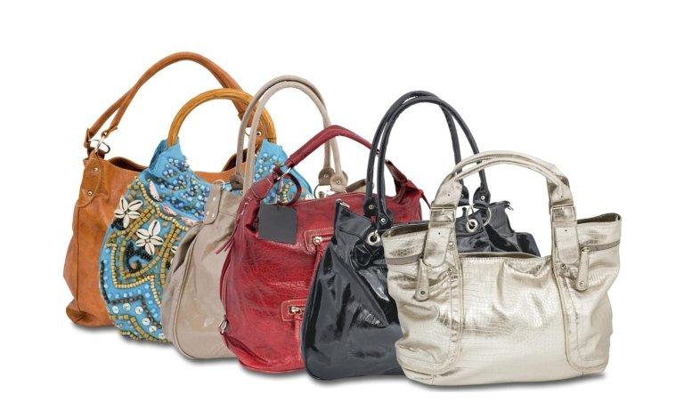 Prototipi manici e accessori per borse