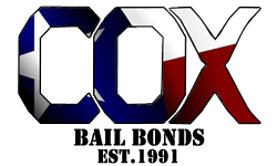 Cox Bail Bonds logo