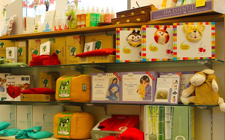 prodotti naturali per bambini