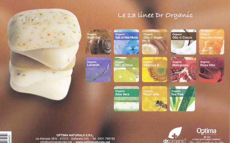 prodotti naturali per il corpo