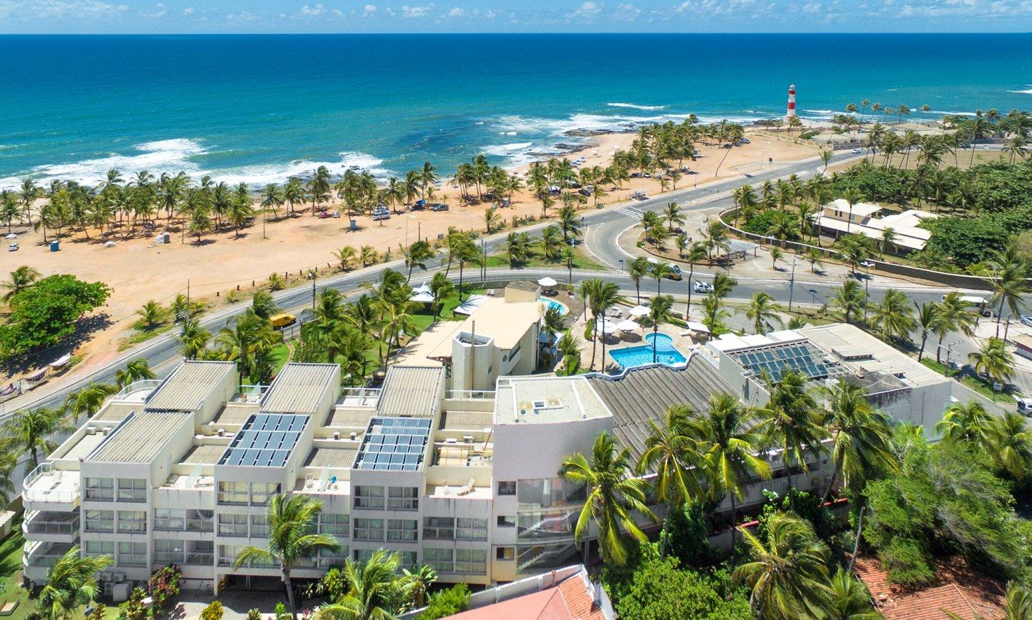 Mar Brasil Praia Hotel   Bahia    Brasil
