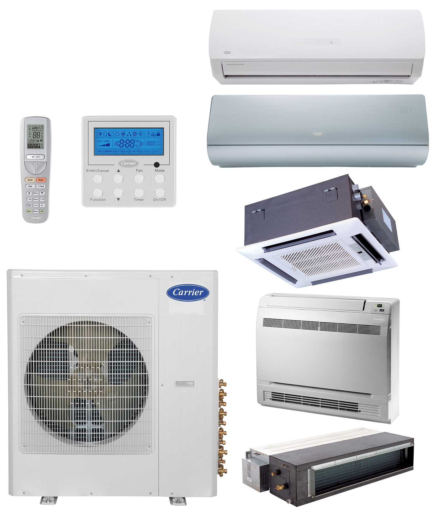 Ductless HVAC, Ductless HVAC Installation in the Chattanooga, TN area