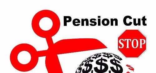 pension cuts