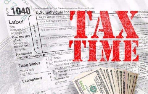 Tax Preparer Warning