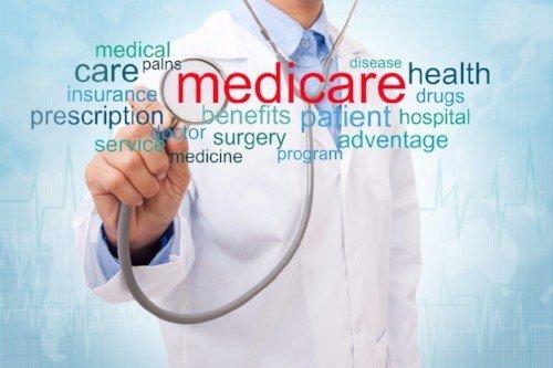 Five Medicare plans