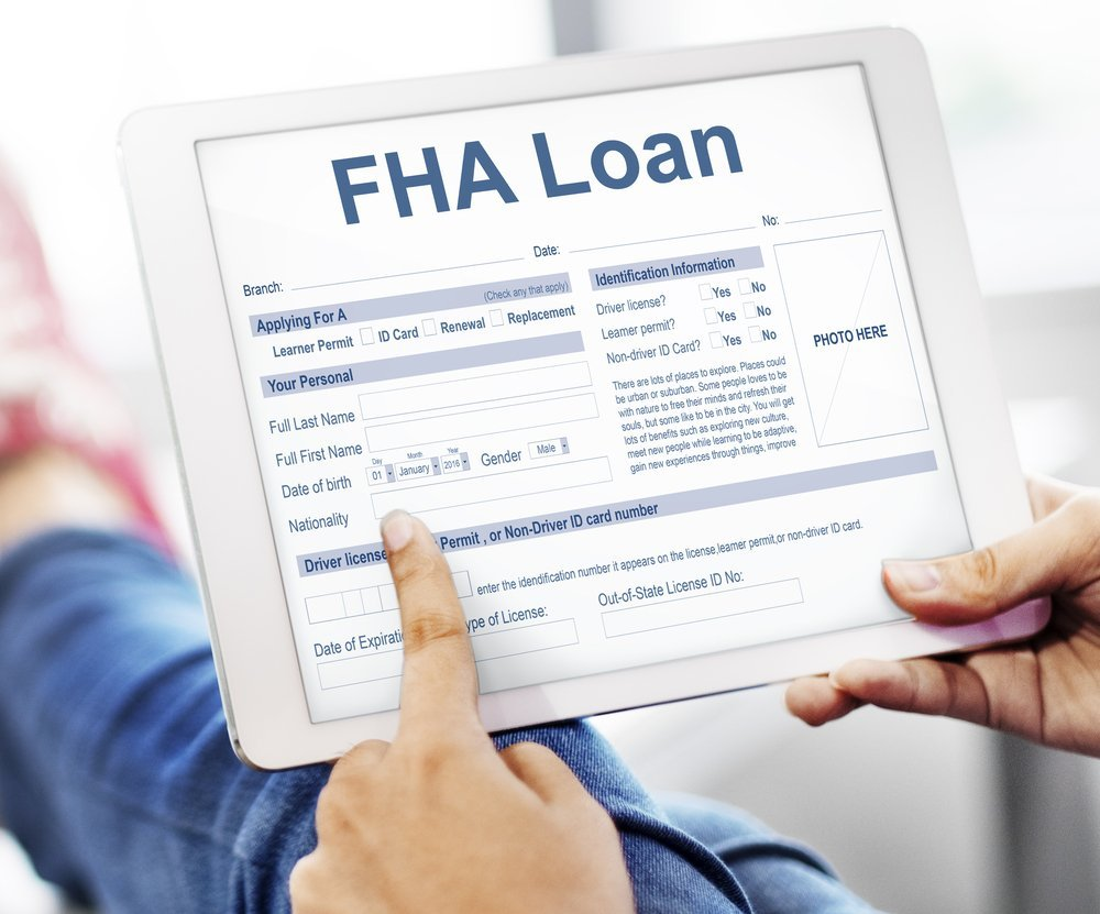 FHA Loans With A Low Credit Score.
