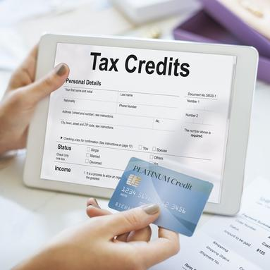 Top Eight Tax Credits
