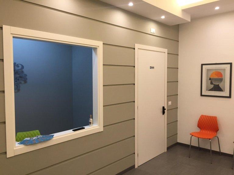 sala attesa dentista