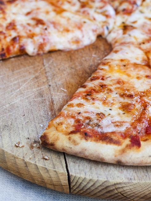pizze vegetariane