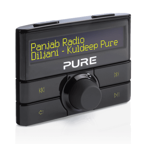 Dispositivo DAB+ Pure