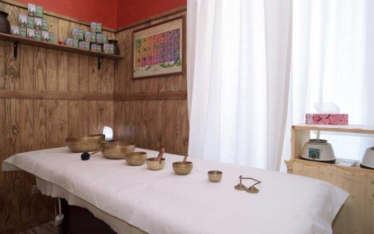 massaggi sonori