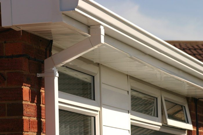 PVC FASCIA AND SOFFITS