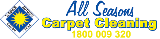 all seasons carpet cleaning and integrated pest management logo
