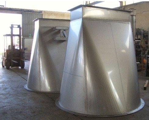 macchine speciali per l'industria inox