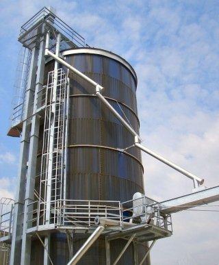 silos materie stoccaggio