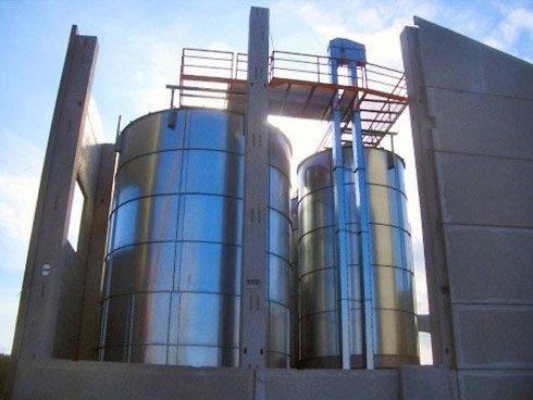 impianti silos