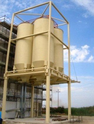 silos carico rapido