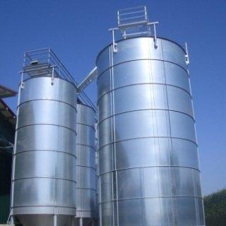 silos per stoccaggi