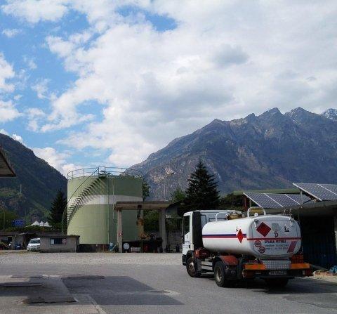 prodotti petroliferi