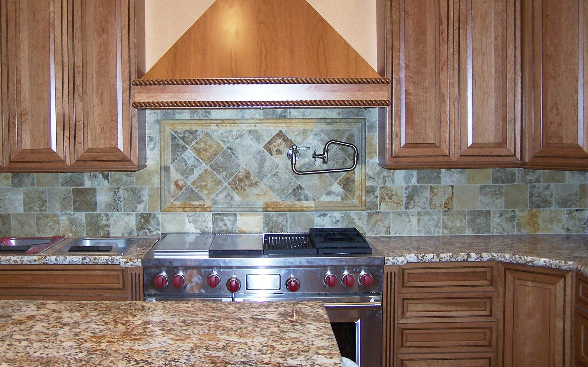 Remodels and repair services
