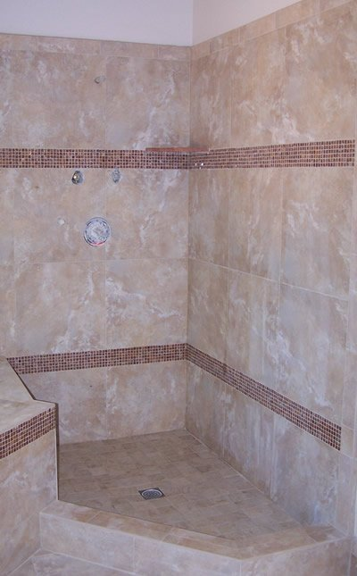 Showers - previous project