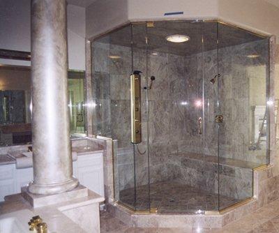 Bath tiling project
