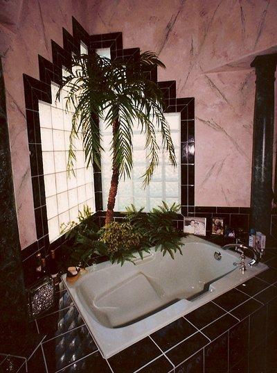Bath tiling service