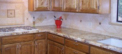 Kitchen counters task