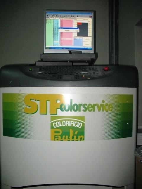 tintometro paulin