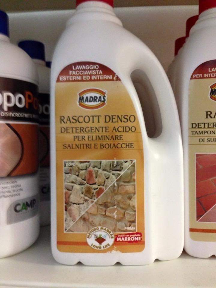 detergente acido