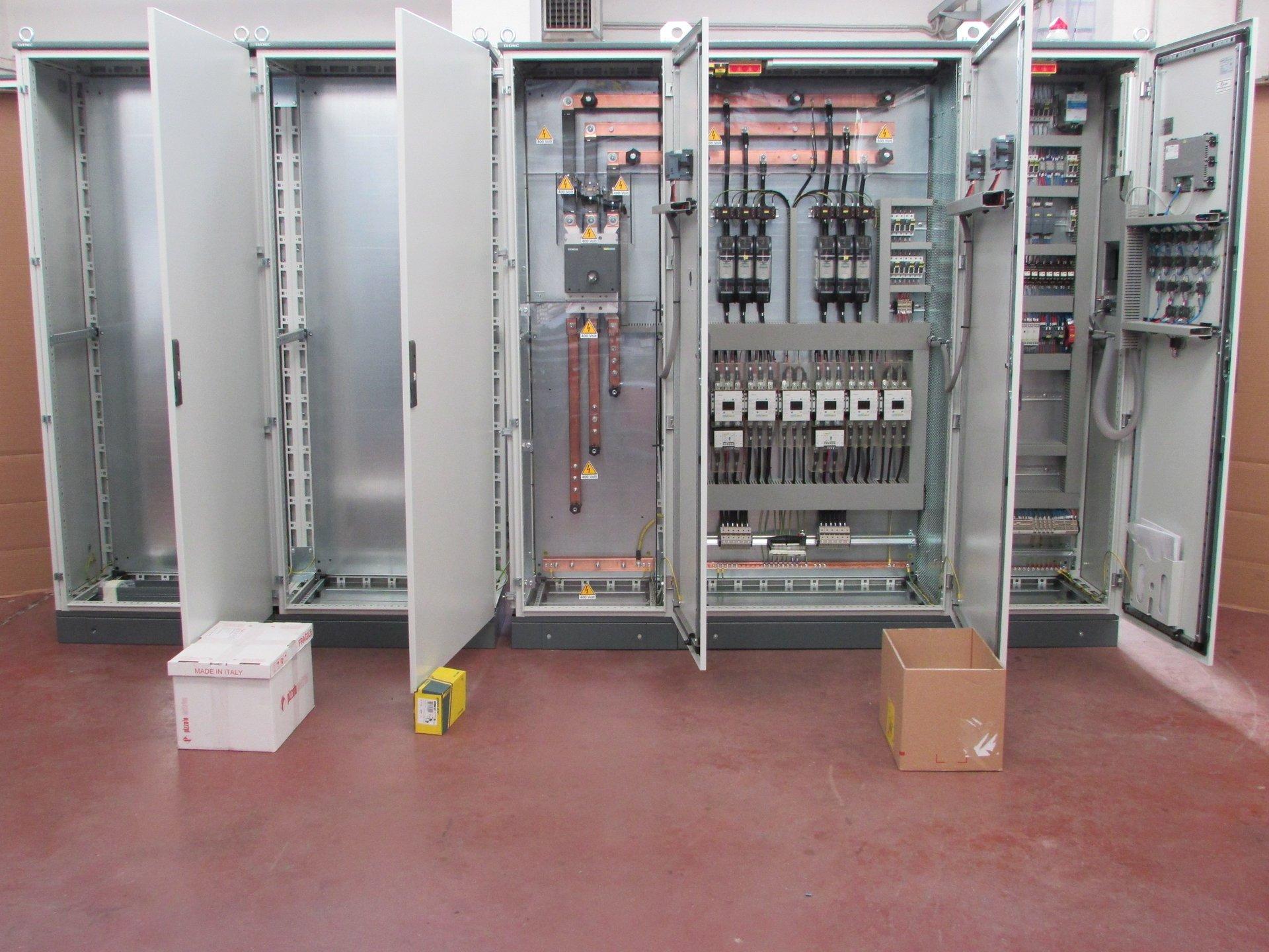 quadri elettrici industriali