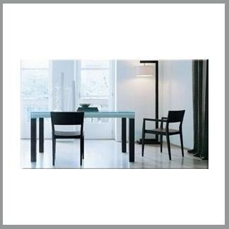 Tavolo vetro - Berloni