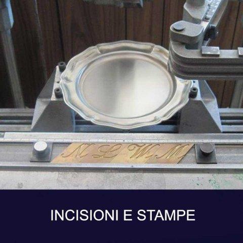 incisioni e stampe