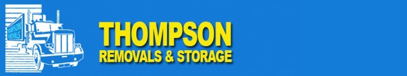 thompson removals logo
