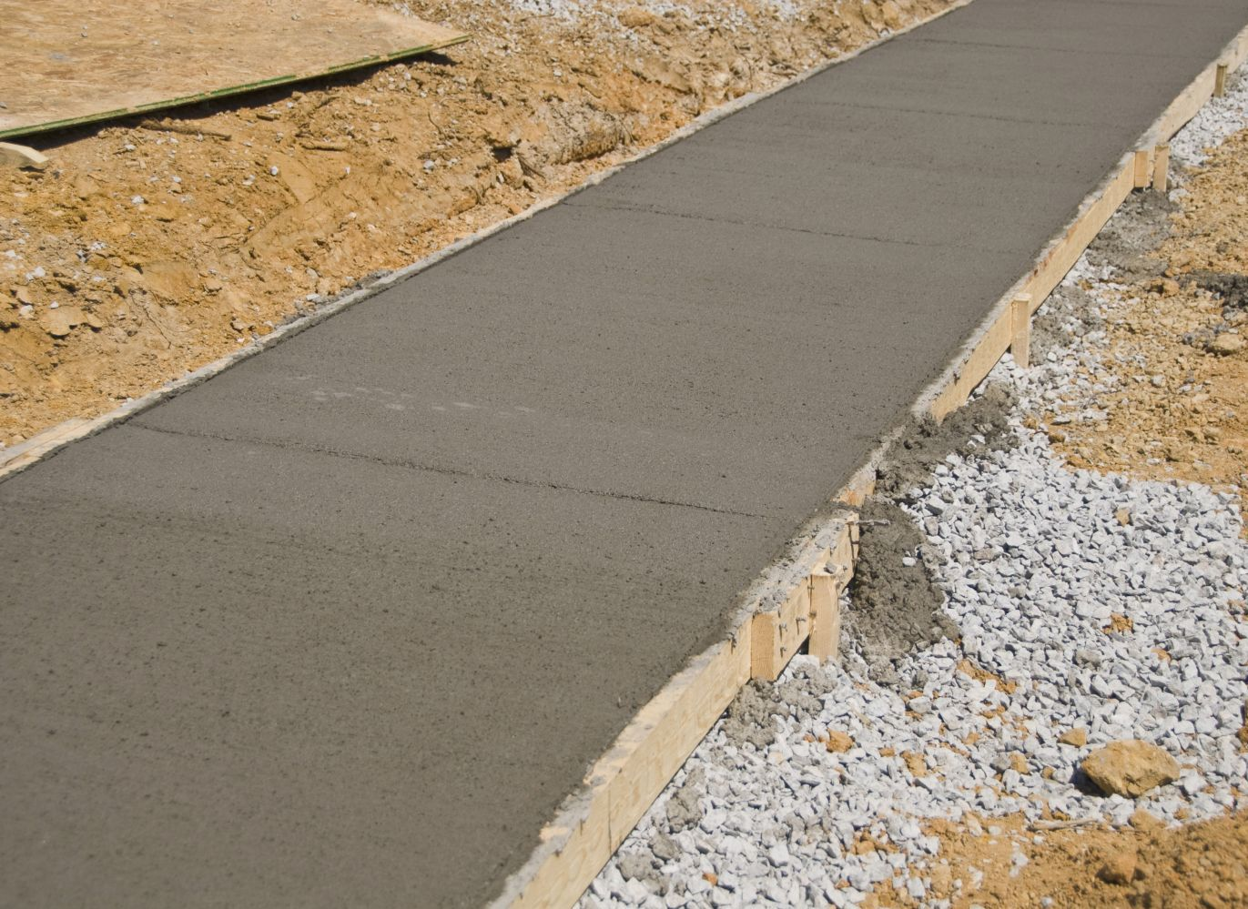 A concrete path is affordable thanks to our competitive concrete prices in Anchorage, AK