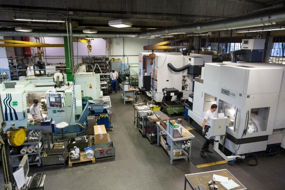 macchinari ed attrezzature - firenze