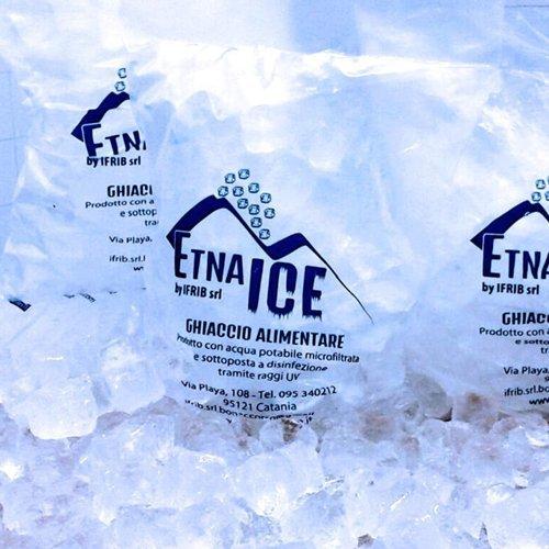 ghiaccio alimentare