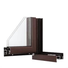 profilo legno alluminio
