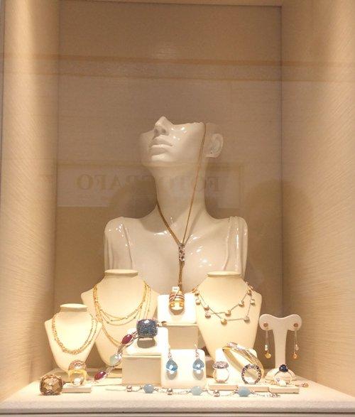 Gioiello in oro bianco e diamanti a Prina Gioielli srl in Canzo