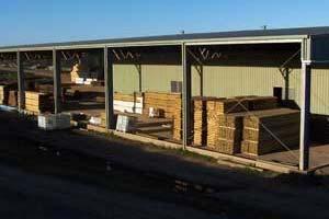 Hayters timber yard