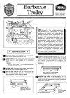 DIY plans - bbq trolley