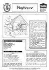 DIY plans - playhouse