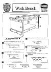 DIY plans - work bench