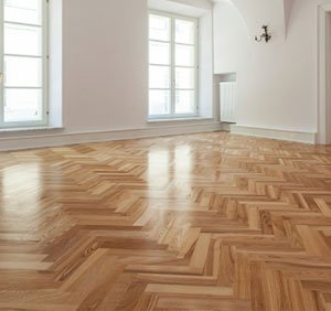 Parquetry timber flooring