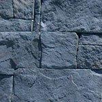 Dry stackstone slate