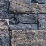 Dry stackstone bluestone
