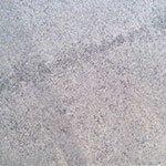 Handcut black sandstone