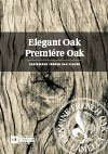 Elegant oak brochure