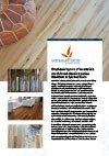 Australian native flooring flyer