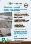 ModWood marina brochure